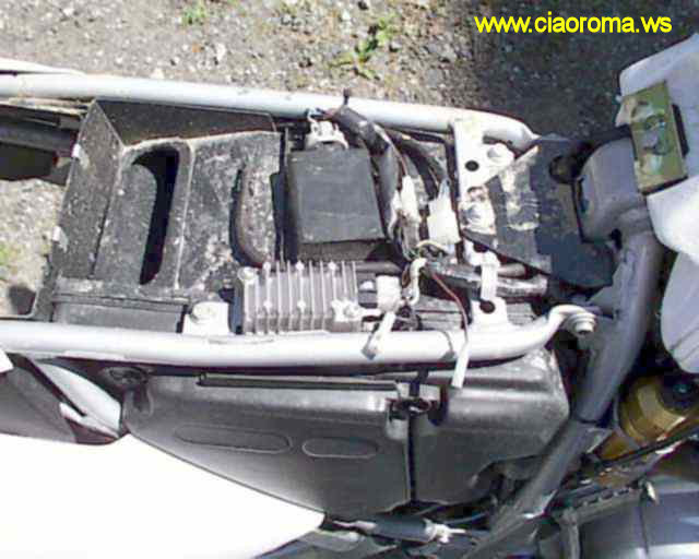 Schema Elettrico Honda Hornet 600 : Schema elettrico yamaha ttr fare di una mosca